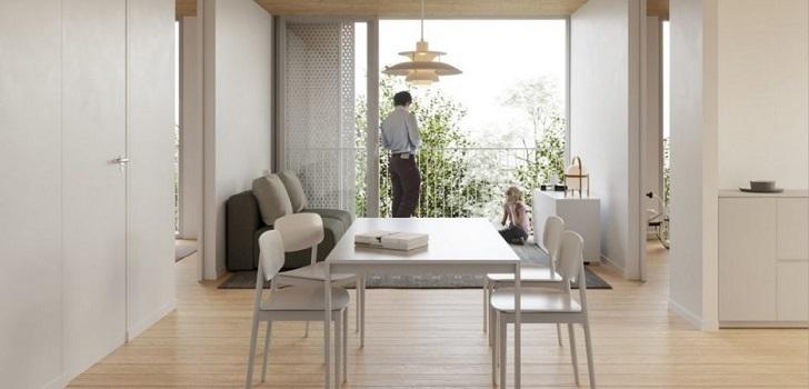 Barcelona adjudica la construcción de 135 viviendas industrializadas