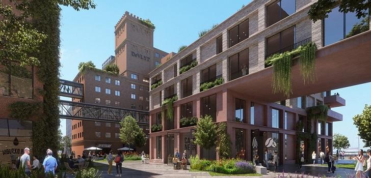 DFI compra un proyecto residencial de 200 millones de euros en Ámsterdam