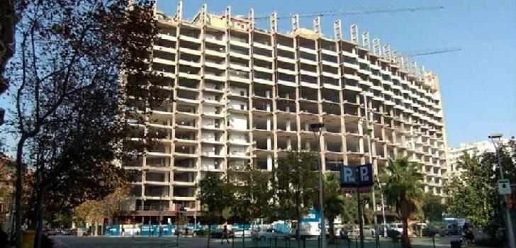 Gidwani pone en venta la antigua sede de Telefónica en Barcelona