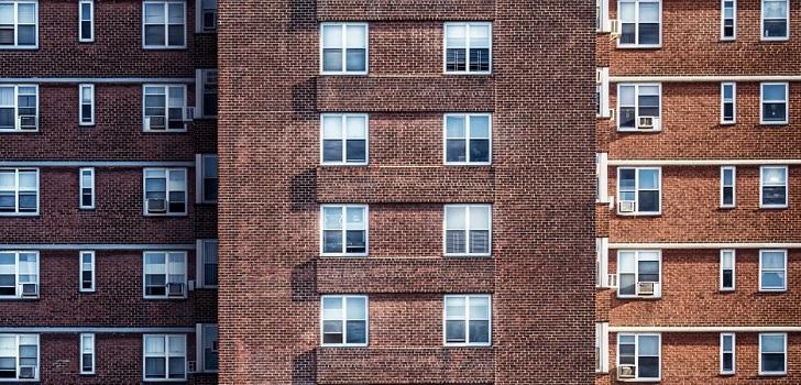 La licitación de vivienda pública se dispara un 92,2% en enero
