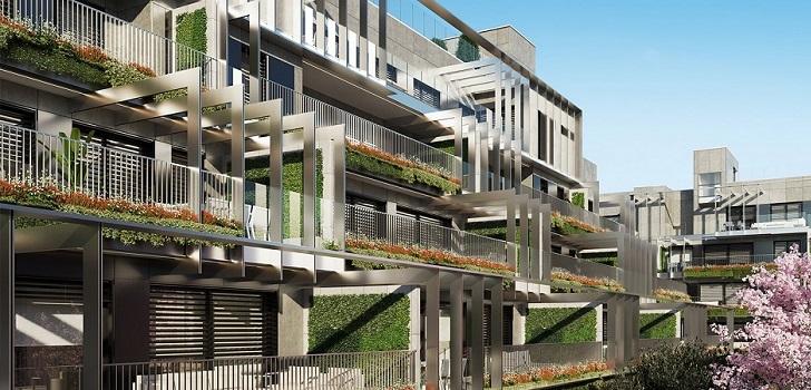 Luz verde al proyecto para levantar 58 viviendas de lujo de Uniq en Madrid