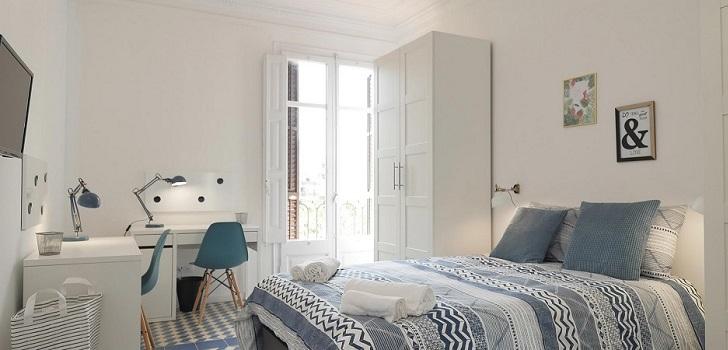 El 'coliving' Inèdit cede 25 habitaciones a personal sanitario en Barcelona