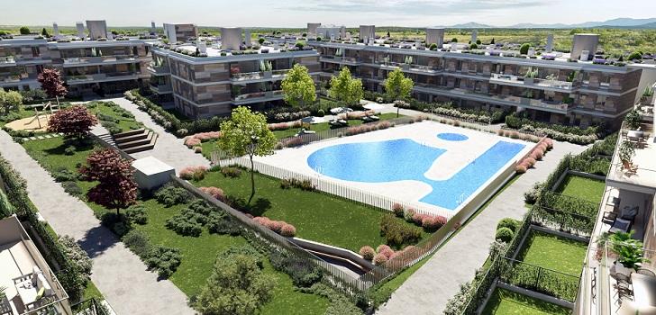 Los retrasos en las entregas de viviendas le cuestan a Aedas 95 millones de euros