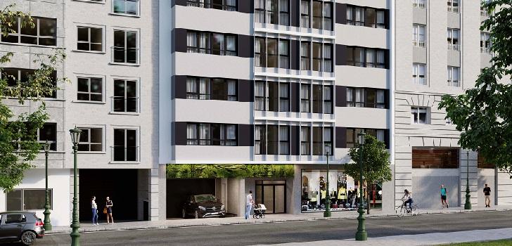 Aedas entra en el mercado gallego con una promoción de 48 viviendas en Vigo
