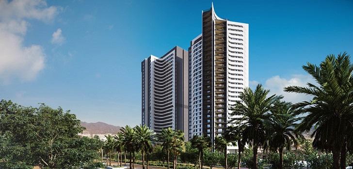 Aquila Capital destinará 180 millones de euros a la promoción de dos torres residenciales en Málaga