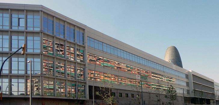 Blackstone pone en el mercado sus edificios de oficinas en Glòries
