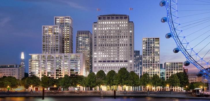 Blackstone negocia la compra de Southbank Place en Londres