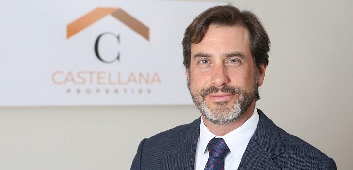 Castellana hunde sus ingresos en 48,5% y pierde 18,8 millones en el primer semestre