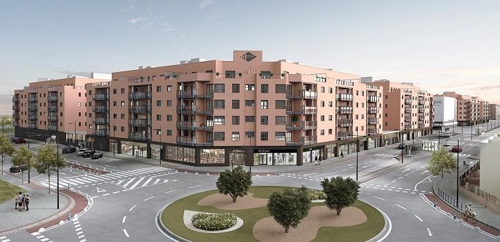 Catella invierte 17,5 millones de euros en residencial para el alquiler en Sevilla