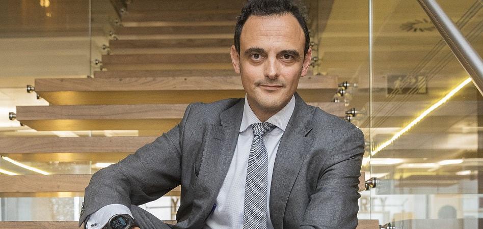 """Adolfo Ramírez-Escudero, presidente de Cbre España: """"Vemos una recuperación muy clara por la gran liquidez"""""""