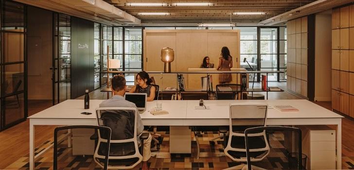 Nuevo curso en el 'coworking': Cloudworks suma 3.000 metros cuadrados en Paseo de Gracia