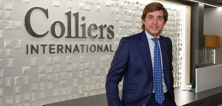 Colliers nombra a Alberto Díaz nuevo director de 'capital markets'