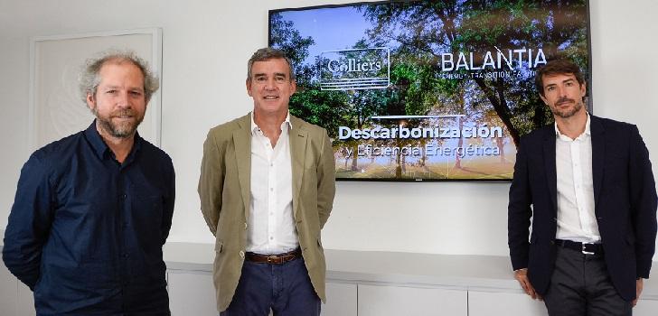 Colliers se alía con Balantia para impulsar la descarbonización de los edificios