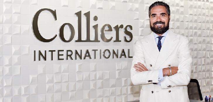 Colliers suma talento de Merlin para dirigir su negocio de oficinas
