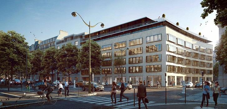 Colonial alquila 6.500 metros cuadrados a Goldman Sachs en París