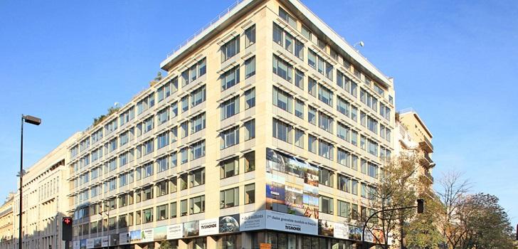 Colonial pone en el mercado dos edificios en París por cien millones cada uno