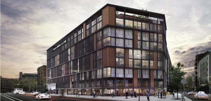 Conren Tramway compra suelo en el centro de Barcelona para levantar 108 viviendas