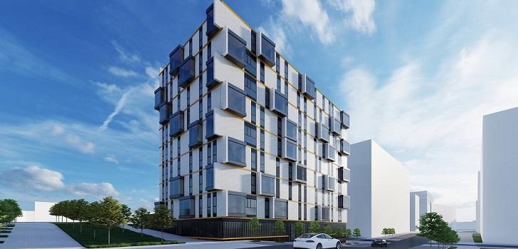 Corestate invierte treinta millones para levantar una residencia de estudiantes en Pamplona