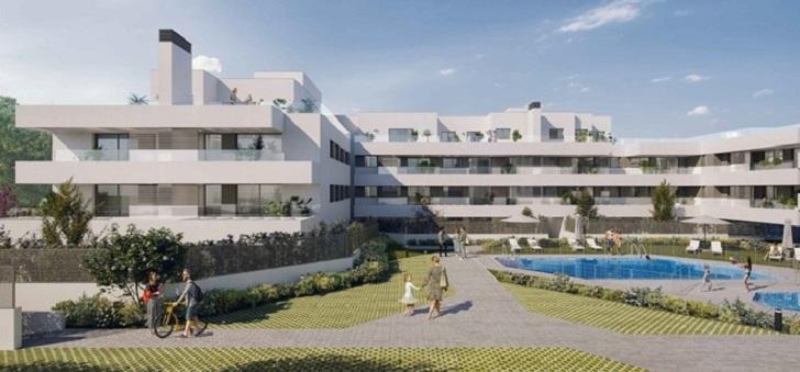 Culmia invertirá 143 millones de euros en la promoción de 544 viviendas en Alcorcón