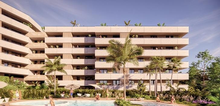 Dazia entra en el mercado barcelonés con la construcción de 105 viviendas