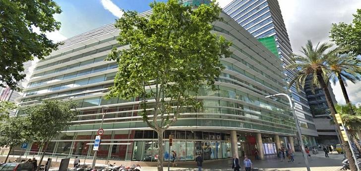 Oficinas a la vista en la Diagonal: El Corte Inglés cierra su centro de Francesc Macià