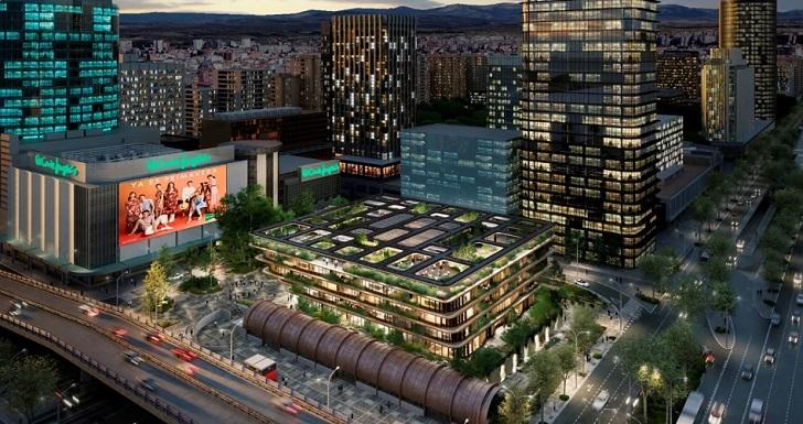 La semana del 'real estate': de la inversión de Kgal en Barcelona al nuevo edificio de oficinas de El Corte Inglés