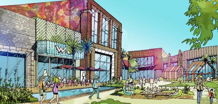Eurofund comenzará en primavera a construir el parque comercial que proyecta en Lleida