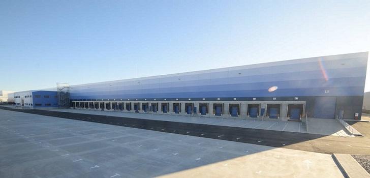 Gazeley completa la construcción de una nave de 47.000 metros cuadrados en Guadalajara