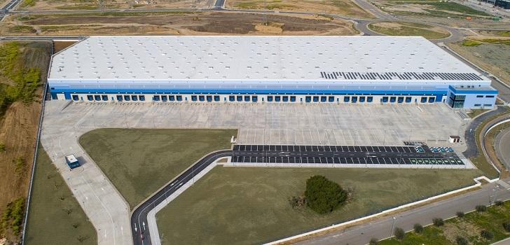 GLP levantará una plataforma de hasta 30.000 metros cuadrados en Villaverde en 2021