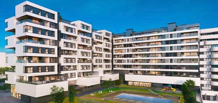 Gestilar destina 26 millones de euros a levantar un edificio residencial en Portugal