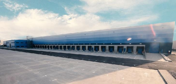 GLP prevé hacerse con 300.000 metros cuadrados de suelo logístico en España