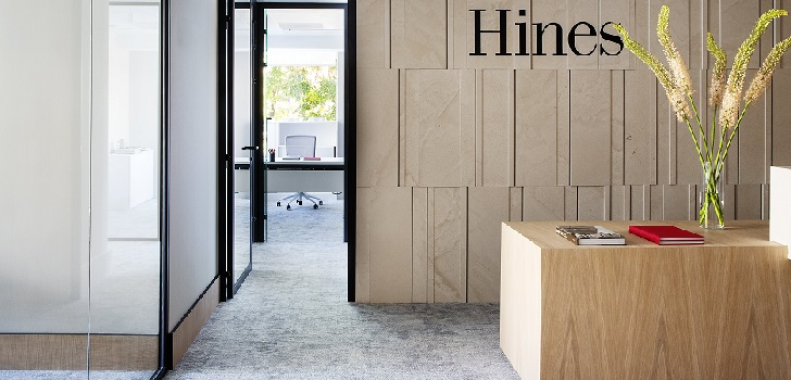 Hines se instala en la zona 'prime' de Madrid: nuevas oficinas en Castellana 110
