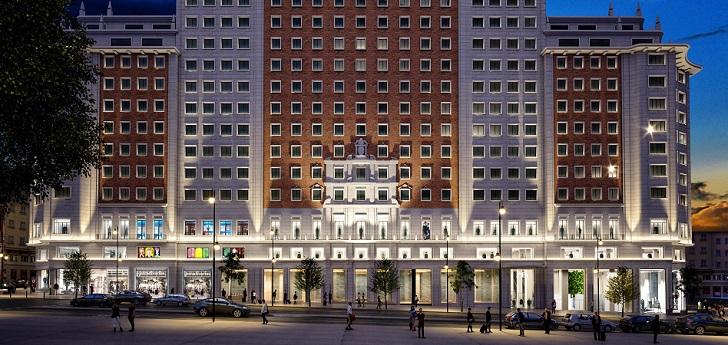 Si no vendes, no pagas: el Edificio España abre la veda de la renta variable