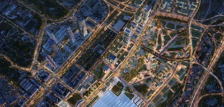 La construcción de viviendas en Madrid Nuevo Norte empezará en tres años