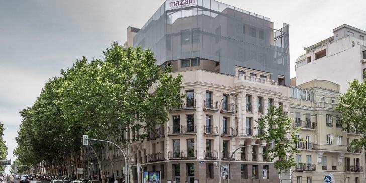 Mazabi compra un hotel en Madrid que explotará Room 007