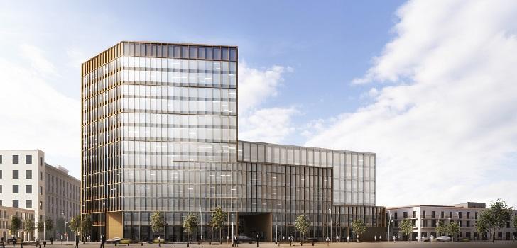 Meridia inicia las obras de su edificio 'smart' en Barcelona