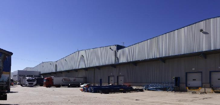 Melin sumará un millón de metros cuadrados en activos logísticos hasta 2021