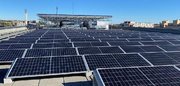 Merlin: 26,1 millones para convertirse en el mayor productor de energía fotovoltaica de autoconsumo