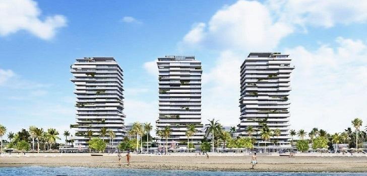 Metrovacesa inicia las obras del proyecto Málaga Towers con una inversión de 138 millones