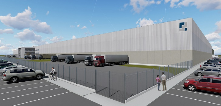 Mountpark destina setenta millones a la construcción de una plataforma logística en Madrid