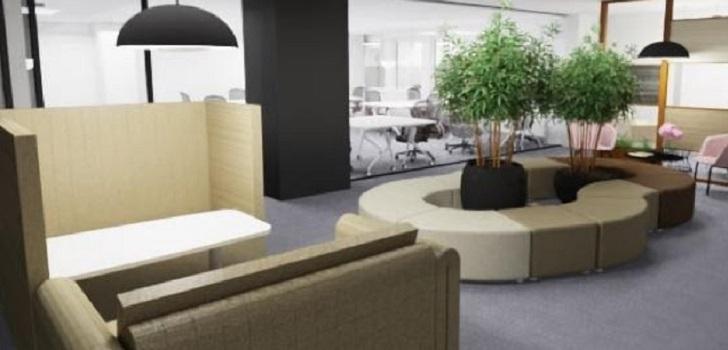 Networkia Business Center abre un nuevo centro en Azca para superar 10.000 metros cuadrados
