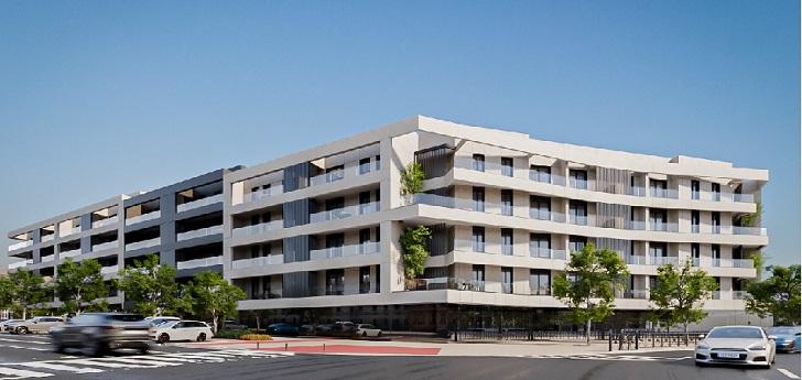 Patrizia compra a Twin Peaks 'build-to-rent' en Alcobendas por 39 millones