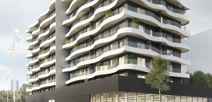 Patrizia adquiere un proyecto residencial llave en mano en Barcelona por 74 millones
