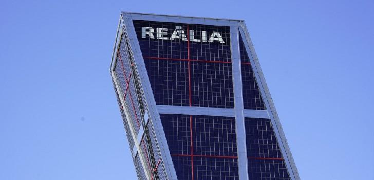 Las provisiones por el Covid-19 lastran al beneficio de Realia en el primer trimestre