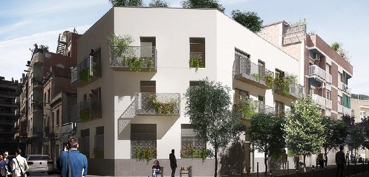 Renta y 011h levantarán una promoción de vivienda industrializada en Barcelona