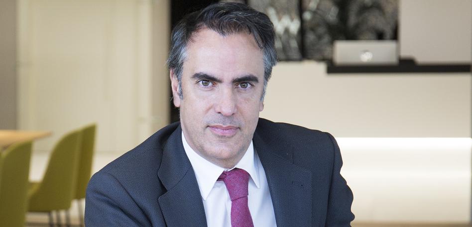 """Jaime Pascual-Sanchiz, consejero delegado de Savills Aguirre Newman: """"Oficinas se recuperará rápido y residencial saldrá reforzado"""""""