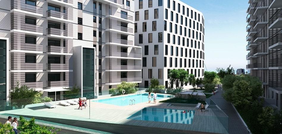 Los macroproyectos del residencial español: De Madrid Nuevo Norte a el proyecto de Aelca en Sevilla