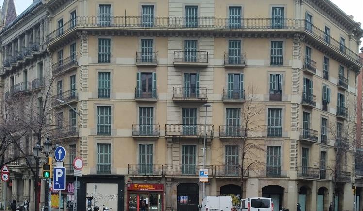 Stoneweg: 35 millones para promover vivienda de lujo en Rambla Catalunya
