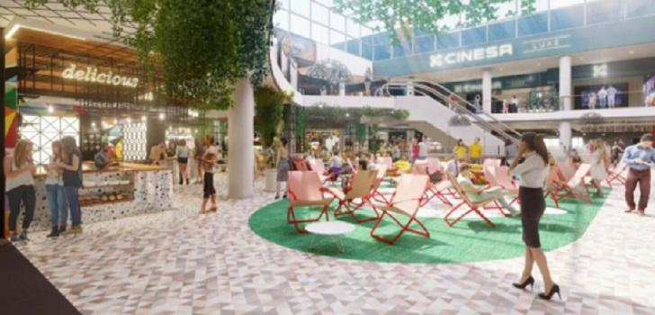 Temprano Capital invierte once millones en la renovación del centro comercial La Farga