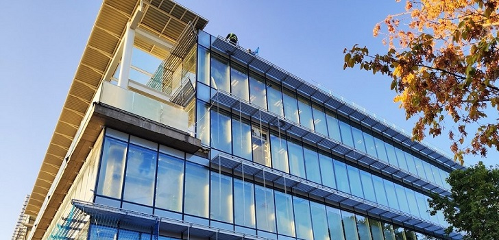 Nuevas oficinas para General Electric Gas Power: 2.800 metros cuadrados en Madrid